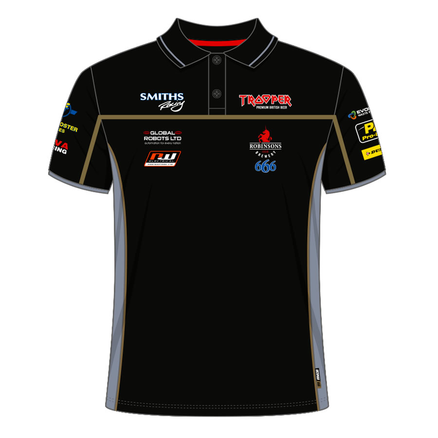 PHT-AP - Peter Hickman Trooper Polo Shirt