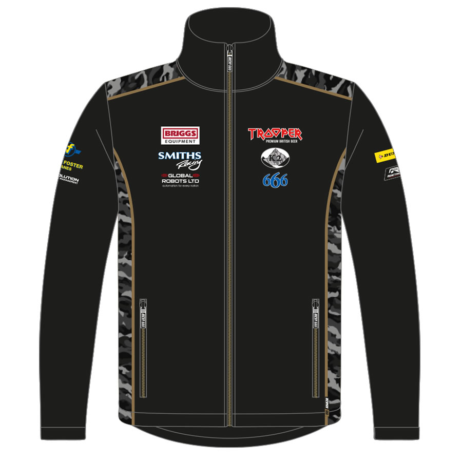 20PHT-AJSS1 - Peter Hickman Trooper Softshell Jacket